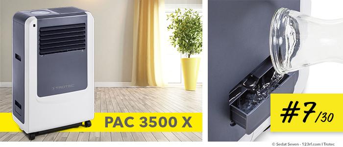 s cak hava z mleri rehberi klima pac 3500 x. Black Bedroom Furniture Sets. Home Design Ideas