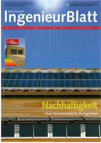 Deutsches IngenieurBlatt 06-2009