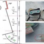 flachdach leckortung tracergas ergebnis