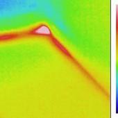 Thermogramm Hotspot