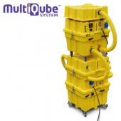 MultiQube Dämmschichttrocknungssystem