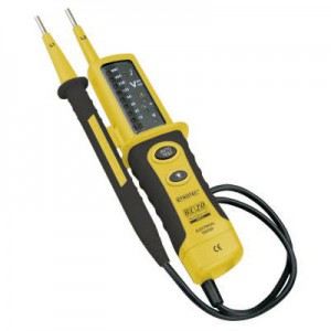 Das BE20 Stromprüfgerät