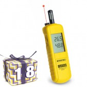 Infrarot-Thermohygrometer T250