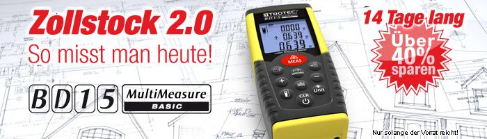 Entfernungsmesser BD15 Rabattaktion