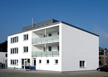 Das neue Gebäude der Trotec GmbH