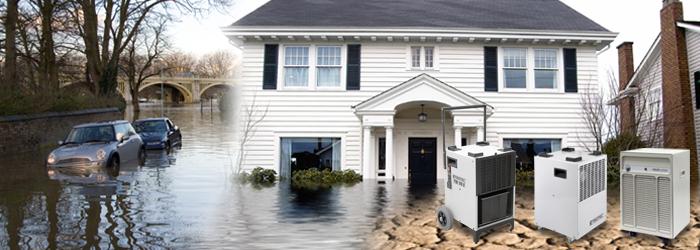 Klimakatastrophen - Rüsten Sie sich für Überschwemmungen