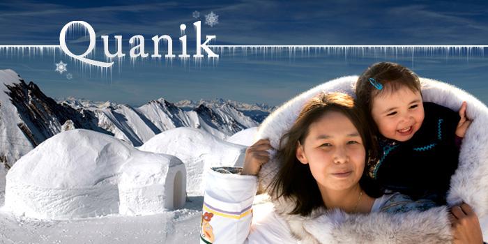 Mythos: Eskimos und ihre 100 Wörter für Schnee