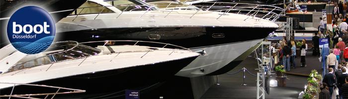 Luxusyachten auf der Boot 2011