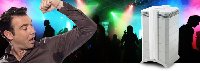 Schlechte Gerüche in Clubs und Bars