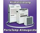 Klimaanlagen der PortaTemp Serie