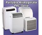 Klimageräte PAC-Serie