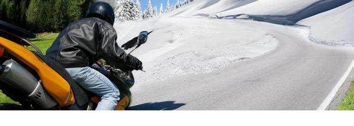 Das Motorrad winterfest machen