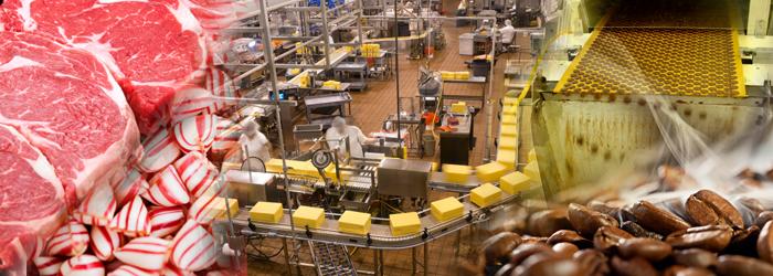Entfeuchtung für die Lebensmittelindustrie