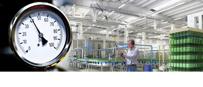 Druckluftleckagen: Energieverluste aufdecken