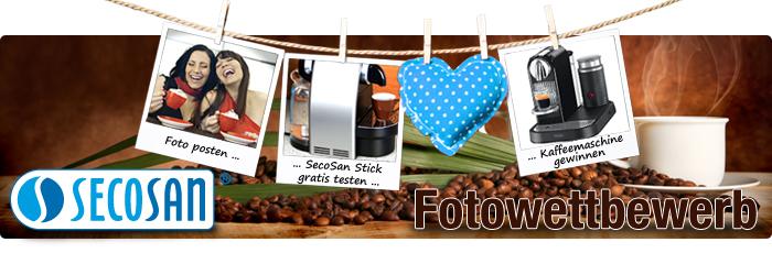 SecoSan Fotowettbewerb Facebook