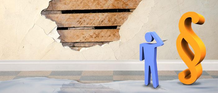 Rechtssicherheit bei der Sanierung Weiterbildung