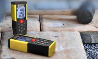 Präzise entfernungsmessung mit lasertechnologie u trotec