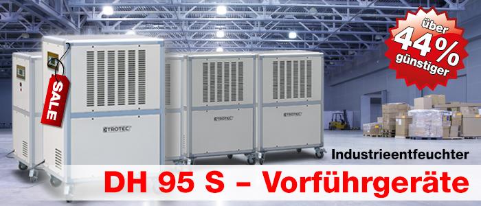 Industrie Luftentfeuchter DH 95 S Vorführgerät