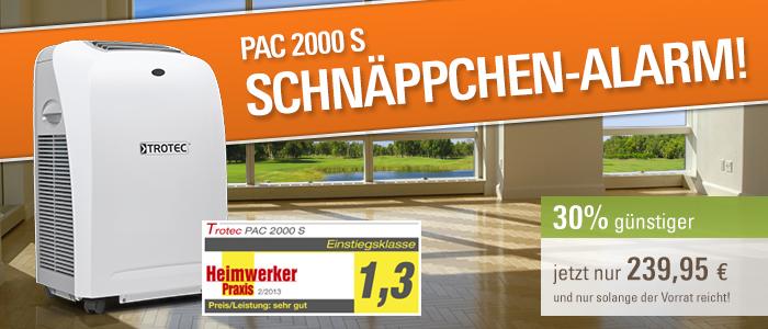 Klimagerät PAC 2000 S