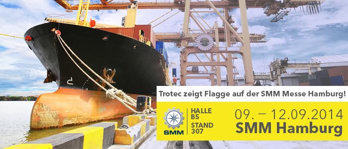 Messe SMM Hamburg – Trotec präsentiert Lösungen für die maritime Industrie