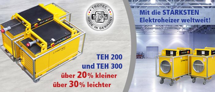 Elektroheizer TEH
