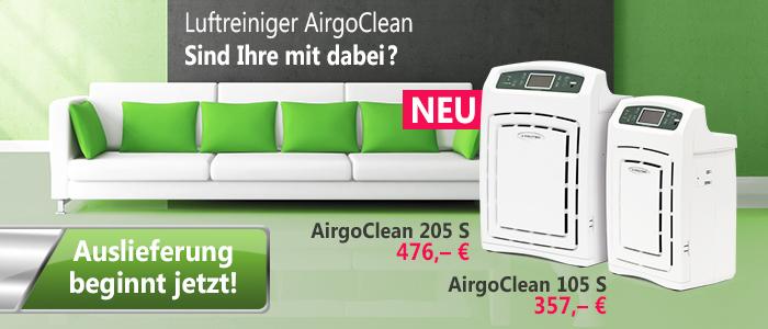 AirgoClean Luftreiniger
