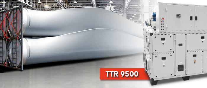 Luftentfeuchtung TTR  9500