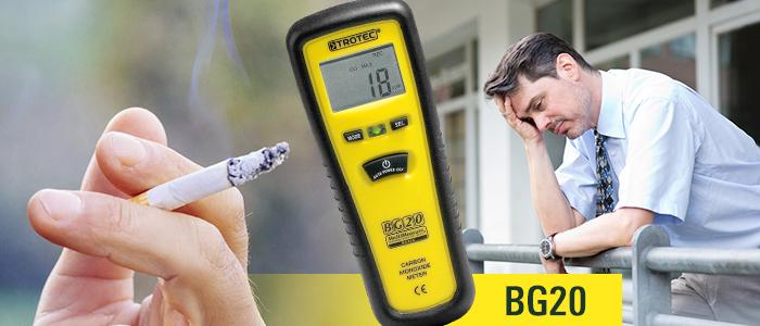 BG20 Kohlenmonoxid-Messgerät
