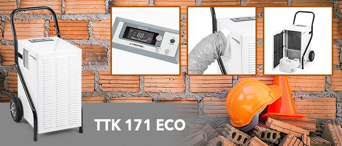 Luftentfeuchter TTK 171 ECO