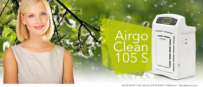 Luftreiniger AirgoClean