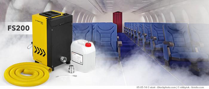 Rauchgassimulator FS200