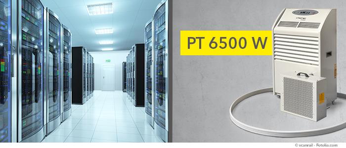 Klimatisierung Serverraum
