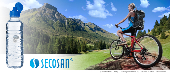 SecoSan Radfahren