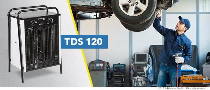 Tds120Elektroheizer