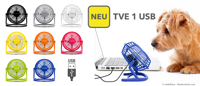 USB-Ventilatoren
