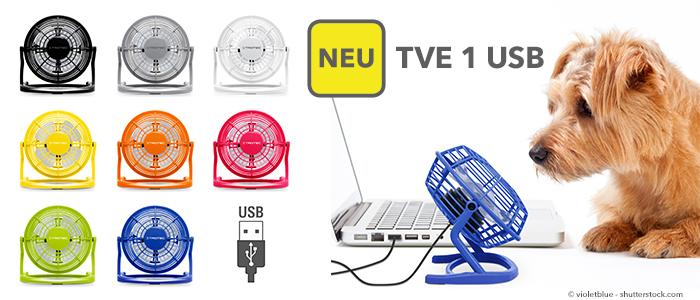 USB-Ventilatoren