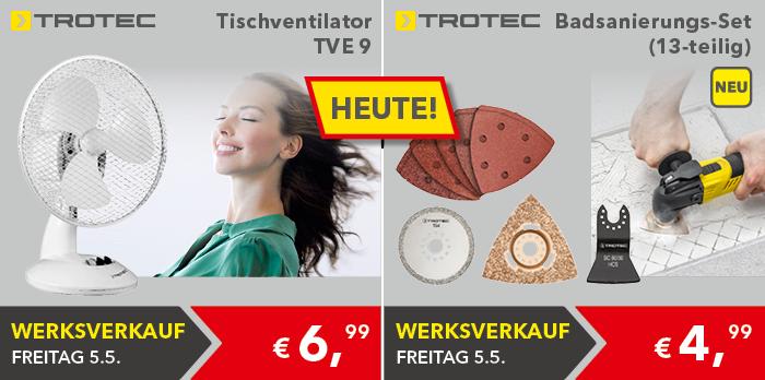 Trotec Werksverkauf