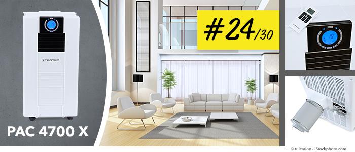 trotec tipps gegen hitze das klimager t pac 4700 x. Black Bedroom Furniture Sets. Home Design Ideas