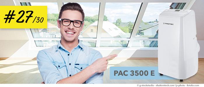 Lokales Klimagerät PAC 3500 E