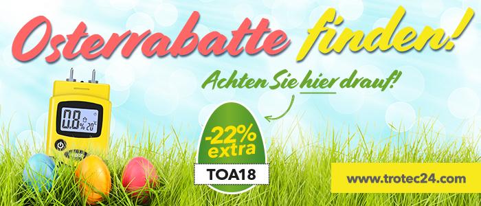 31a6a894dde95f Sie haben noch kein Osterrabatt-Produkt in unserem Online-Shop  www.trotec24.com gefunden  Hier ein weiterer Tipp  Schauen Sie doch mal in  die Kategorie ...