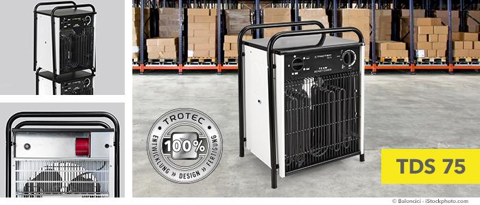 elektroheizer tds 75 wieder lieferbar solide dreistufen. Black Bedroom Furniture Sets. Home Design Ideas
