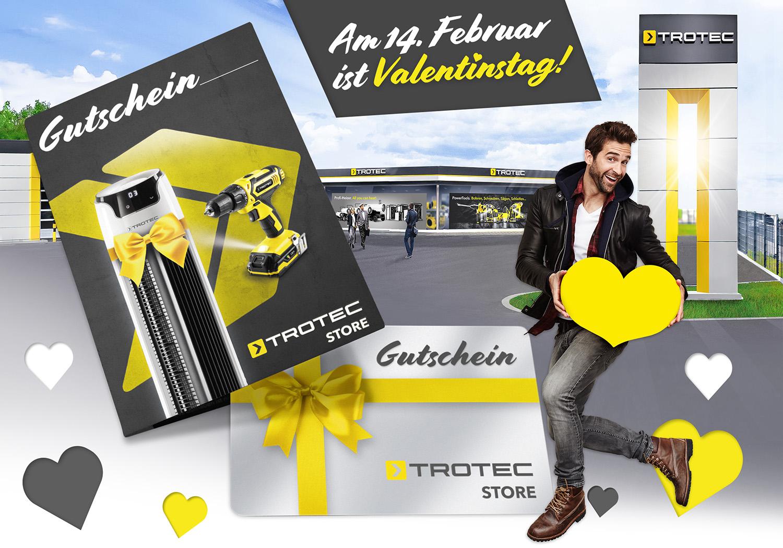 Valentinstag geschenk vergessen