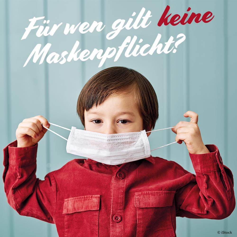 Maskenpflicht Für Kinder